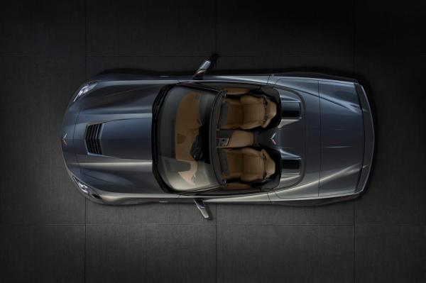 2014 corvette stingray convertible officially unveiled in geneva videophoto gallery 4