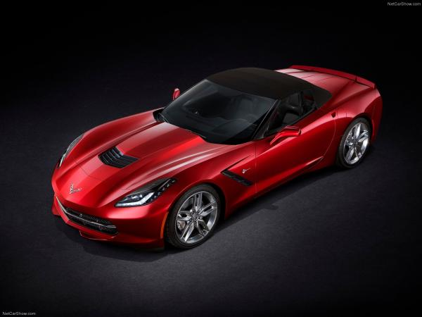 Chevrolet corvette c7 stingray convertible 2014 1600x1200 wallpaper 04