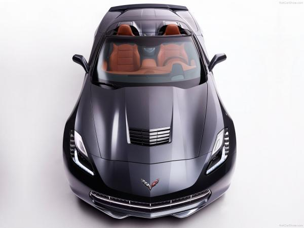 Chevrolet corvette c7 stingray convertible 2014 1600x1200 wallpaper 0e