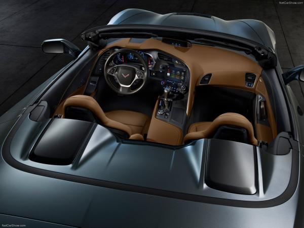 Chevrolet corvette c7 stingray convertible 2014 1600x1200 wallpaper 1e