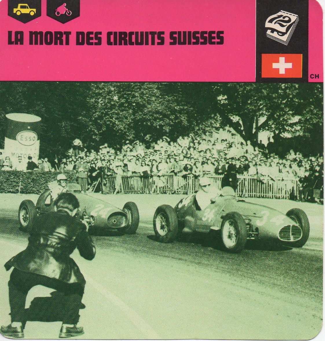 Circuits suisses