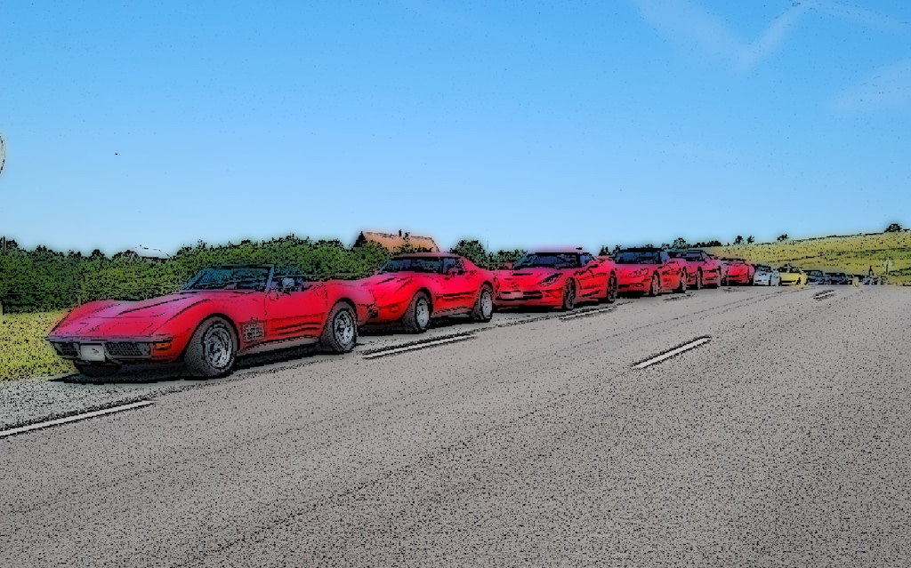 Corvette club france est 1