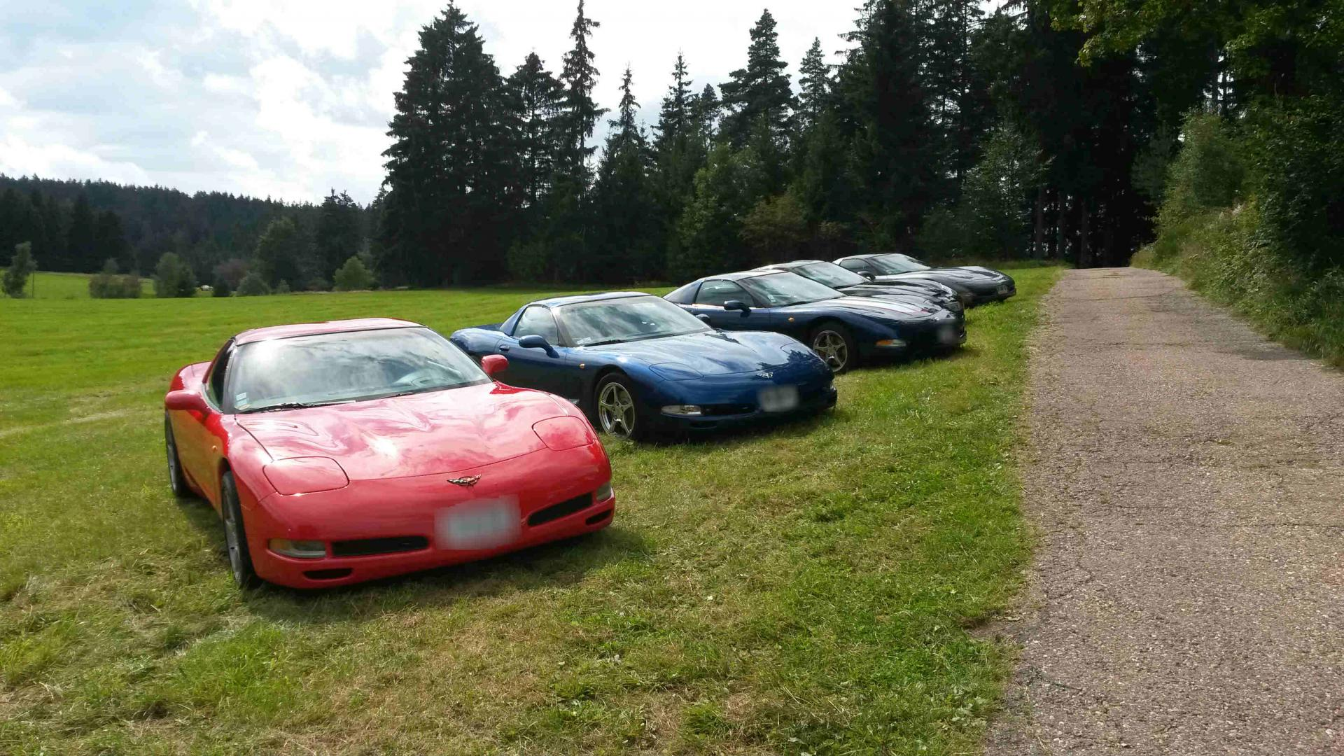 Corvette club france est 19