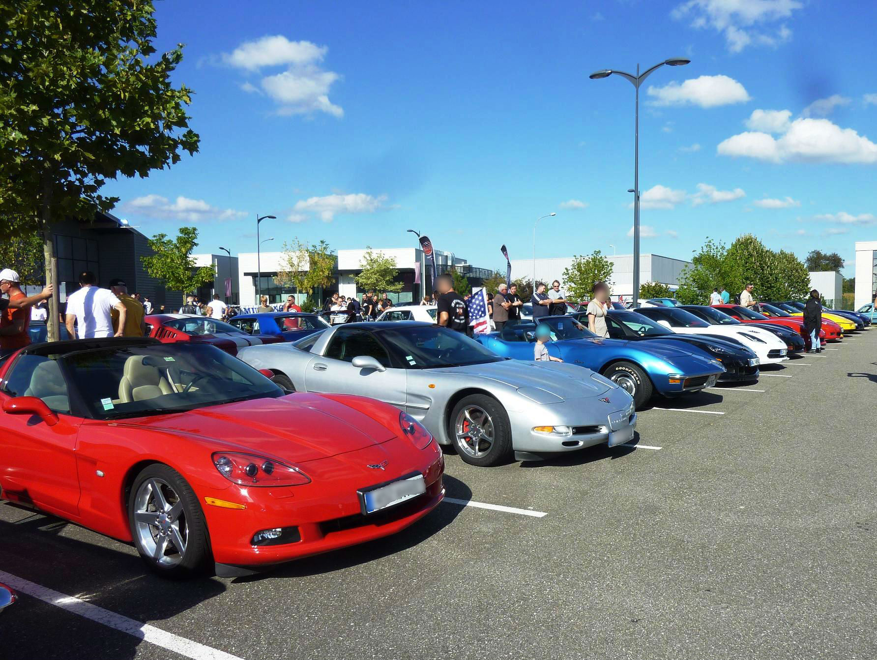 Corvette club france est 27