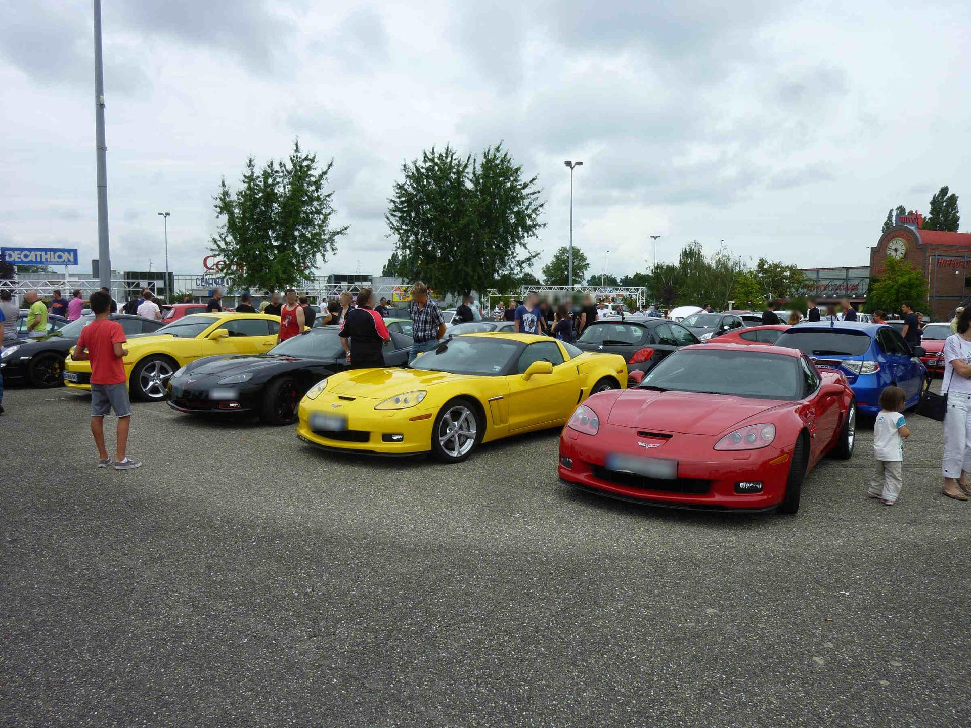 Corvette club france est 30