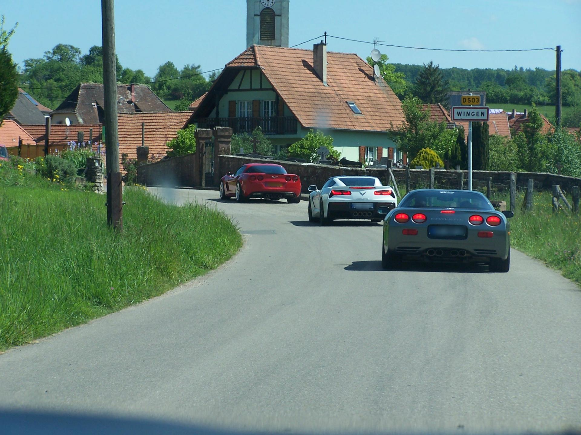 Corvette club france est 32