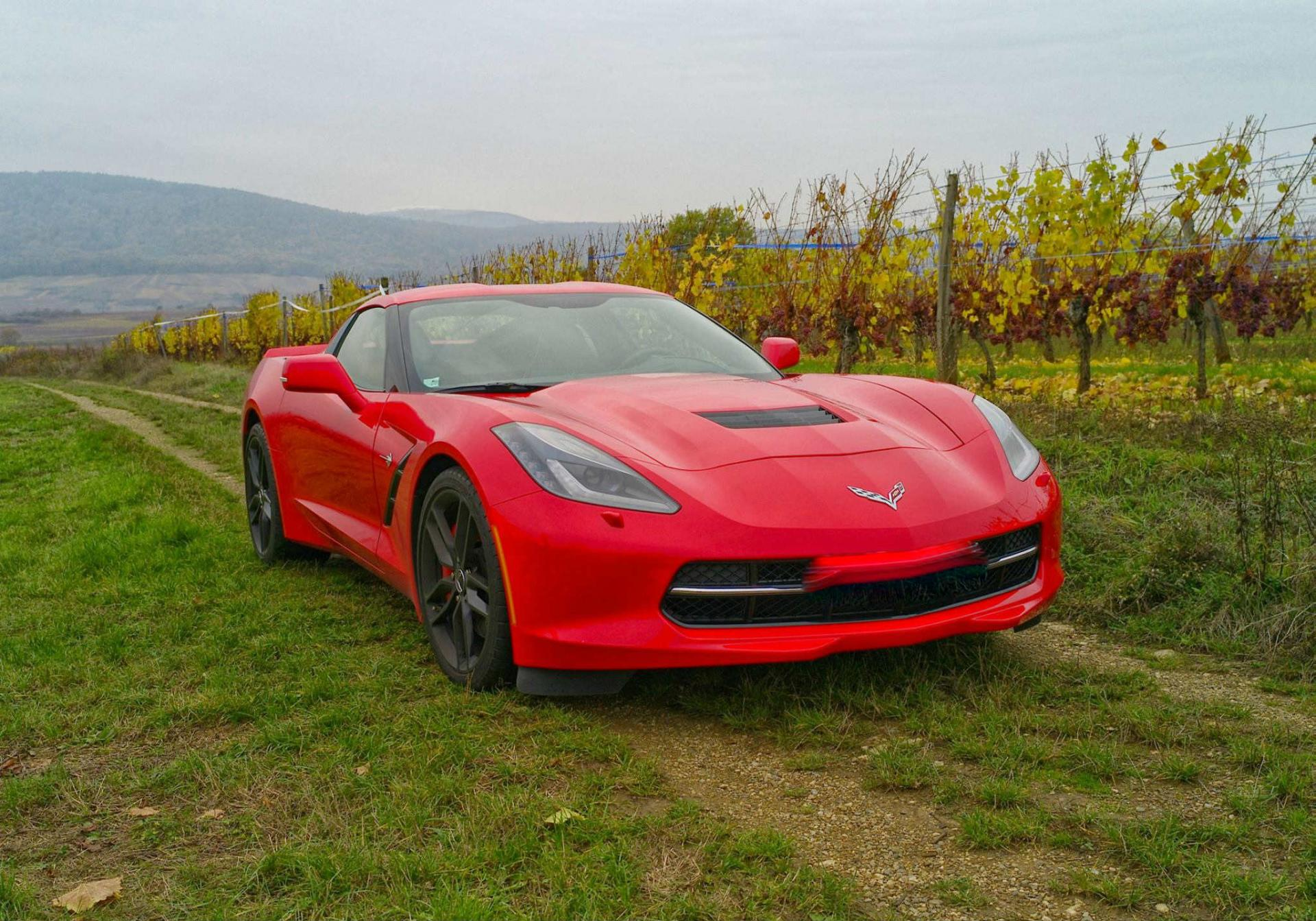 Corvette club france est christian seidel 45