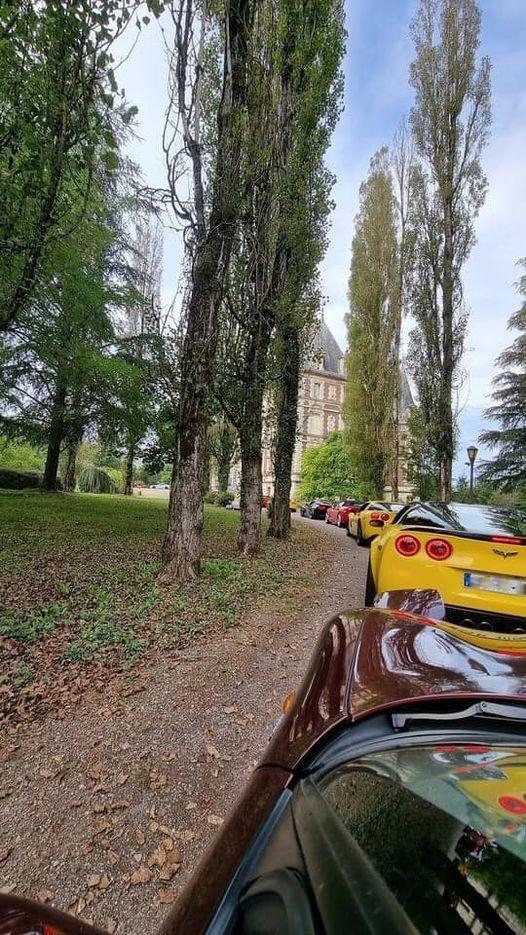 Corvette club france est