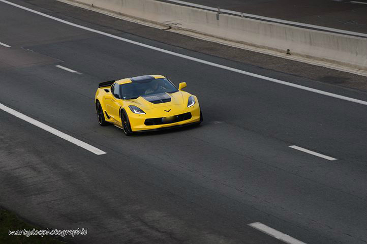 Corvette club le photographe