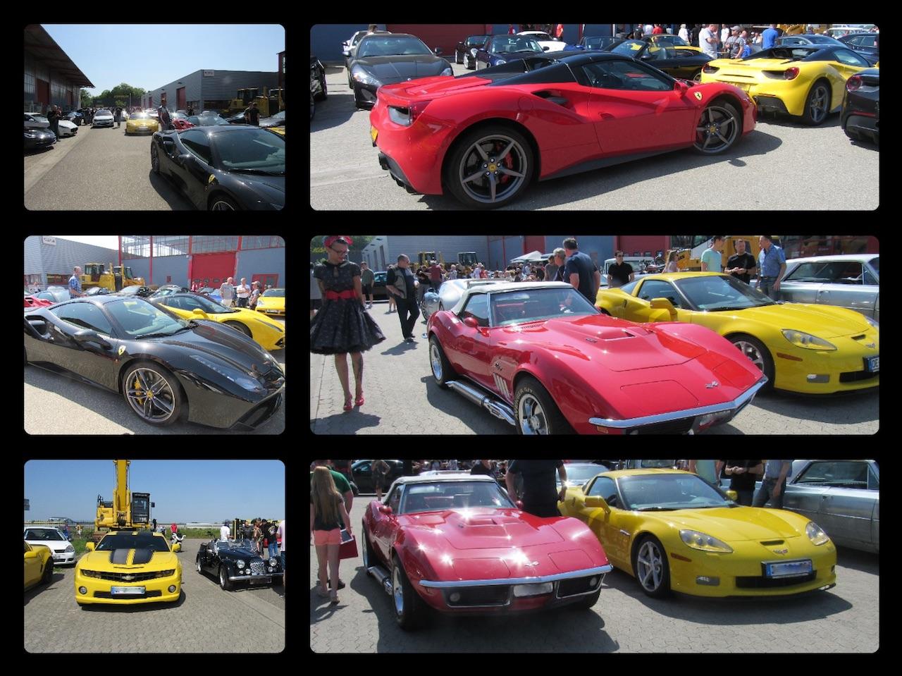 Corvette club performancemotors 4
