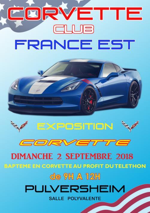 Corvette day 2018 2