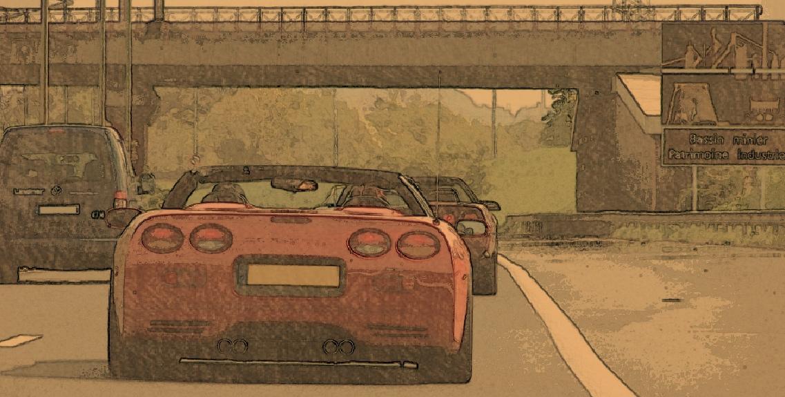 Corvette hommage