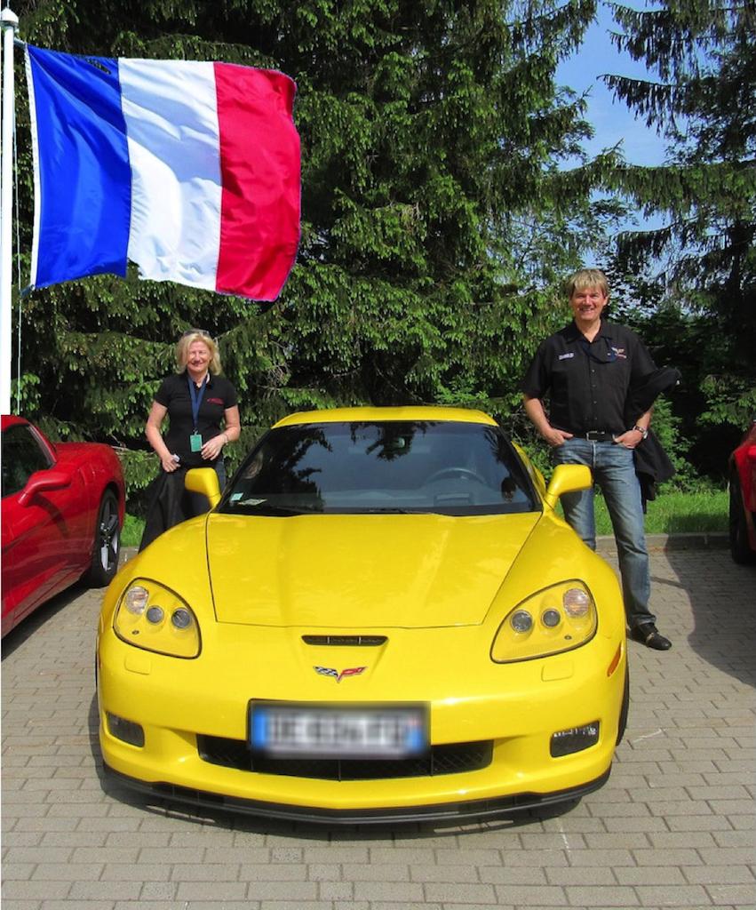 Corvette su hl
