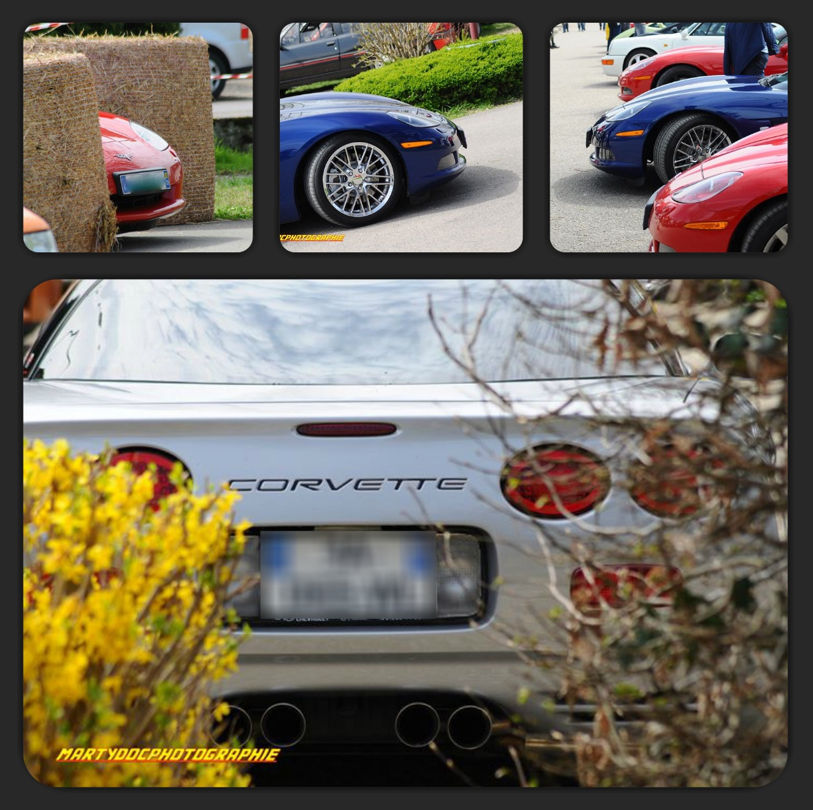 Le photographe corvette club 1