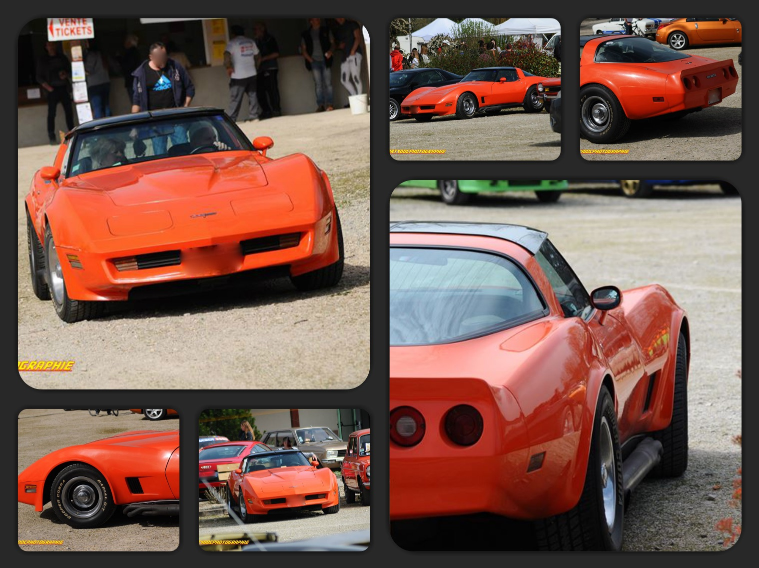 Le photographe corvette club 2