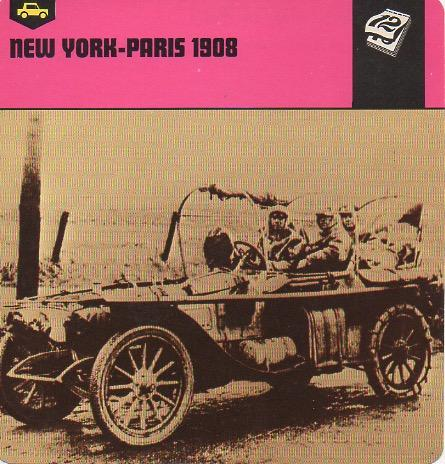 New york paris 1908 9