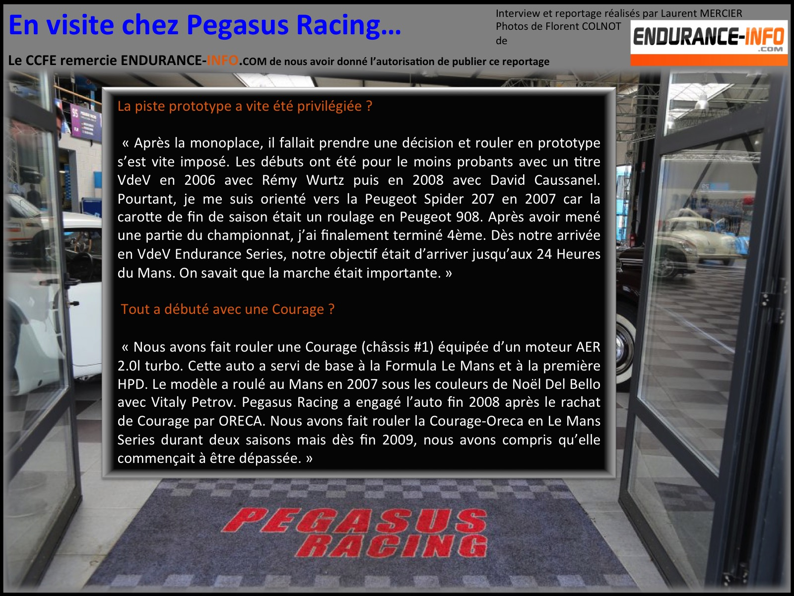 Pegasus racing 10