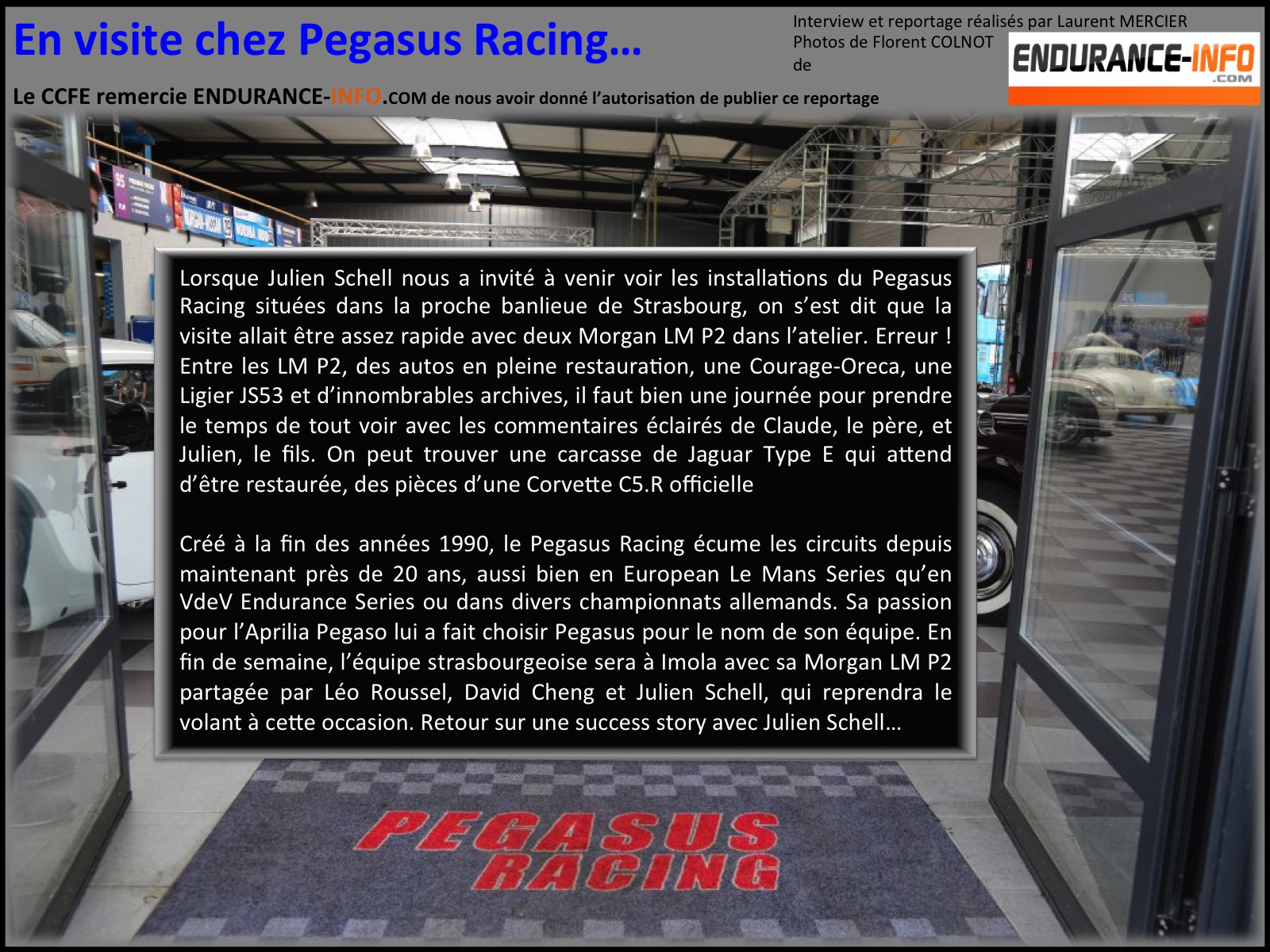 Pegasus racing 8