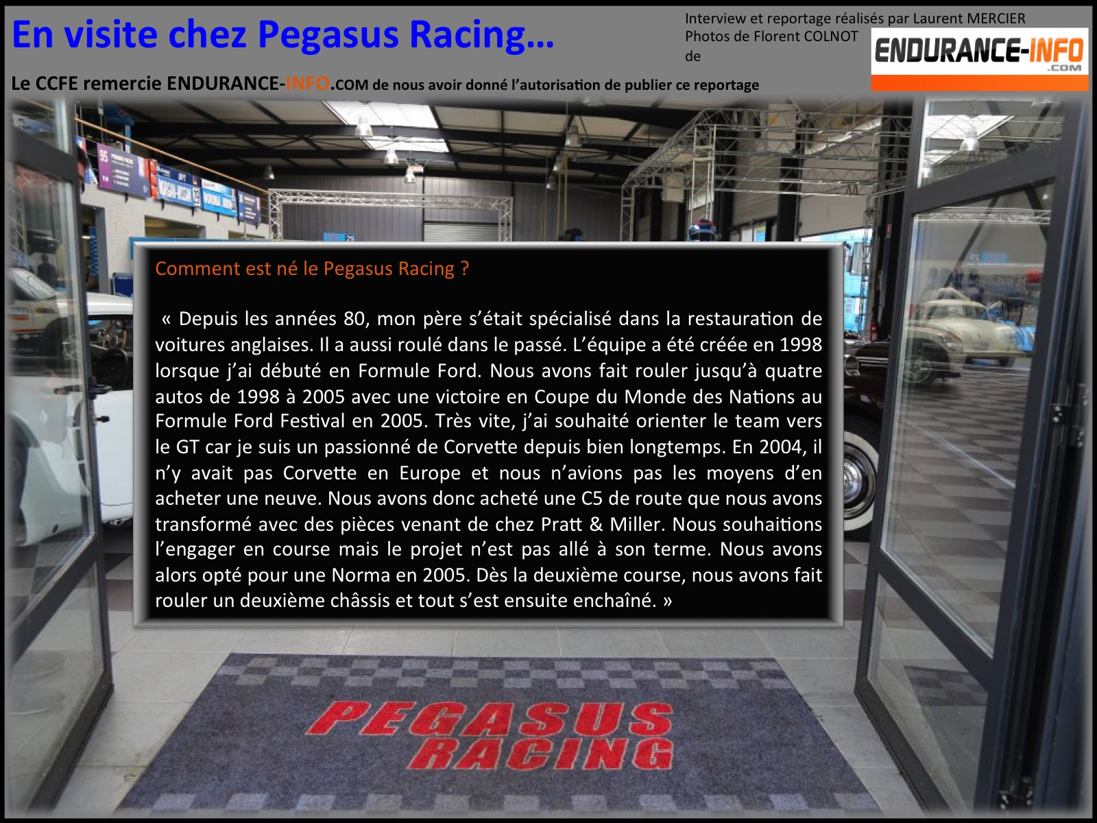 Pegasus racing 9