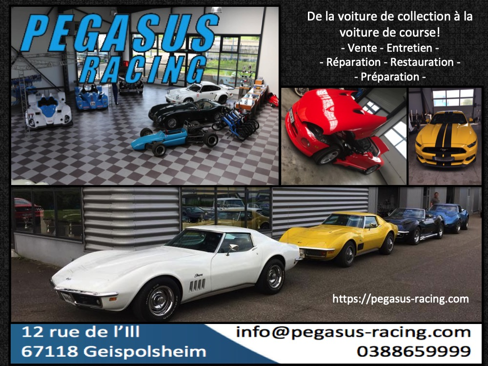 Pegasus racing
