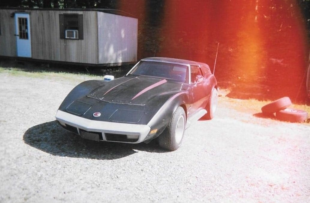 Station wagon corvette 10