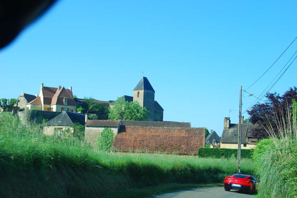 corvette Périgord