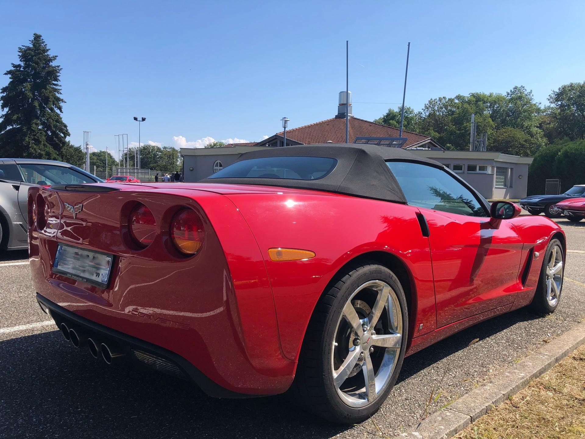 Corvette day 14