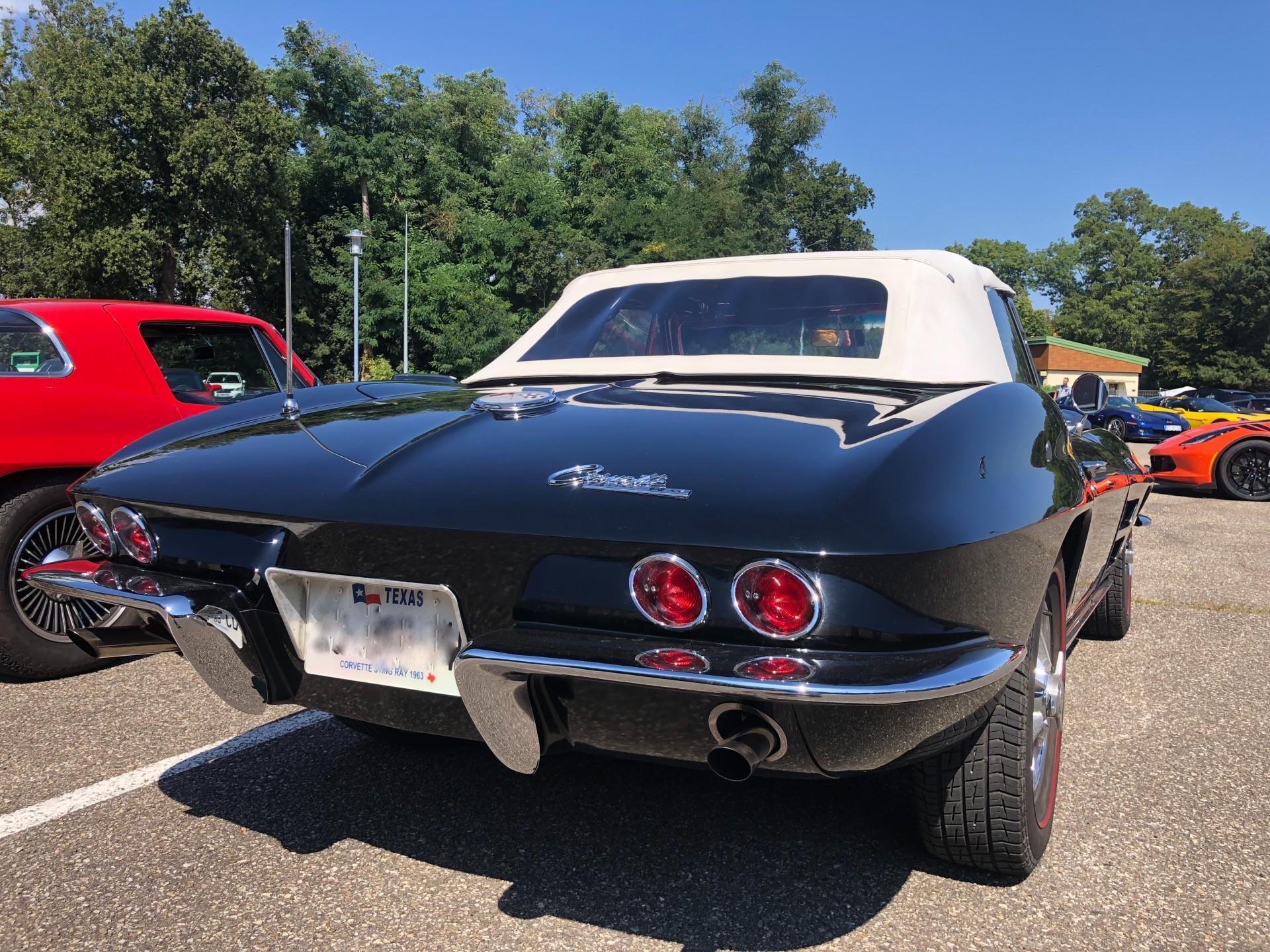 Corvette day 15