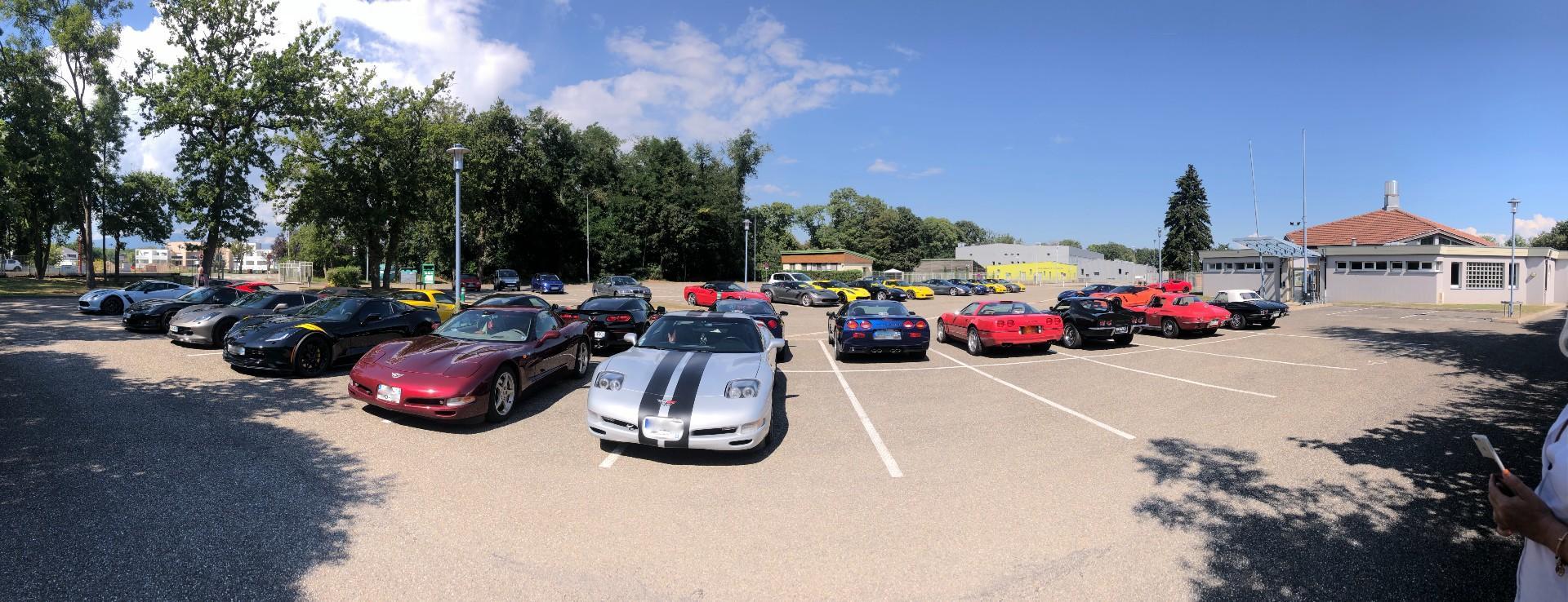Corvette day 17