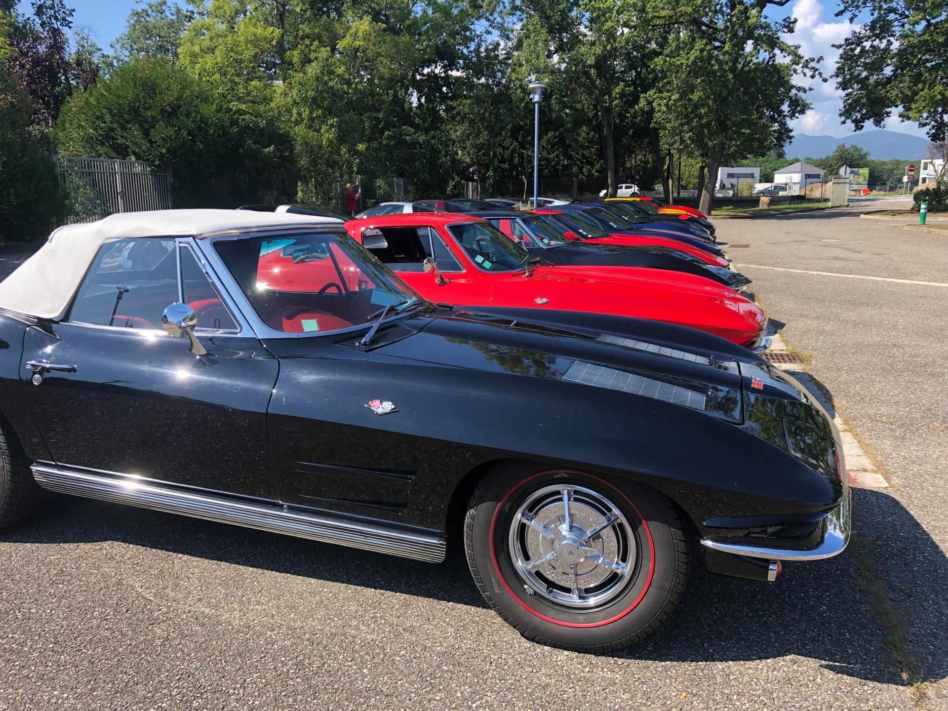 Corvette day 18