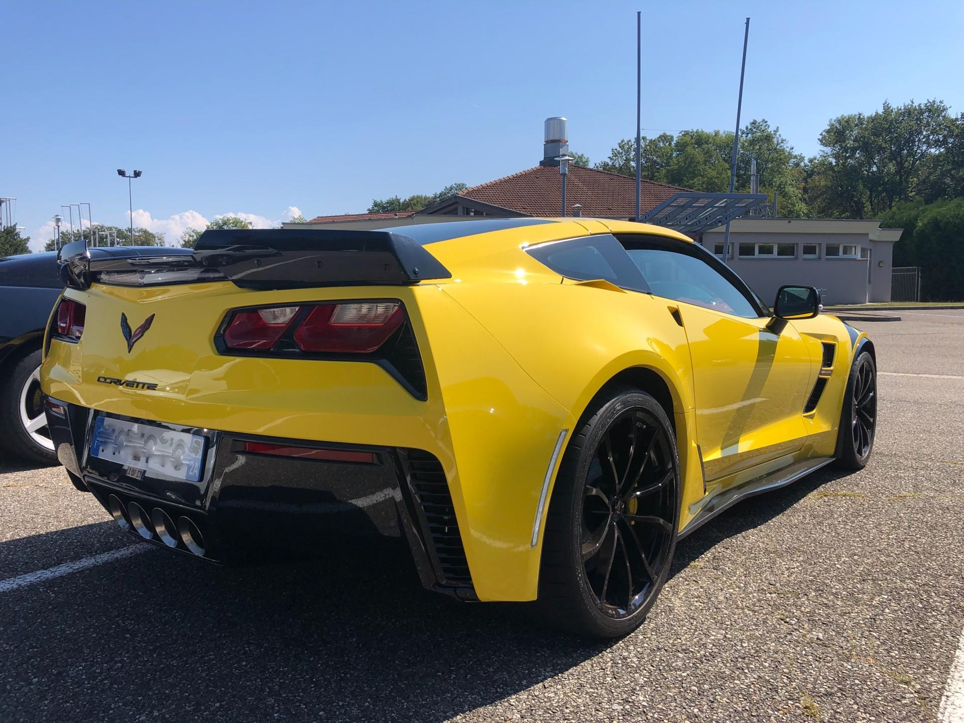 Corvette day 19