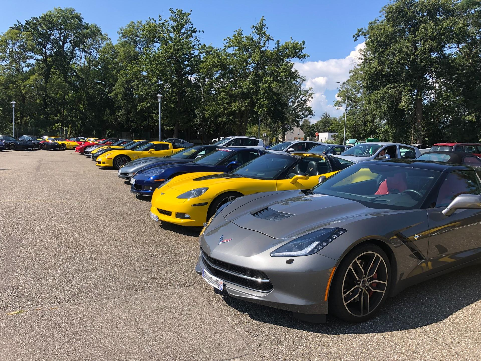 Corvette day 20