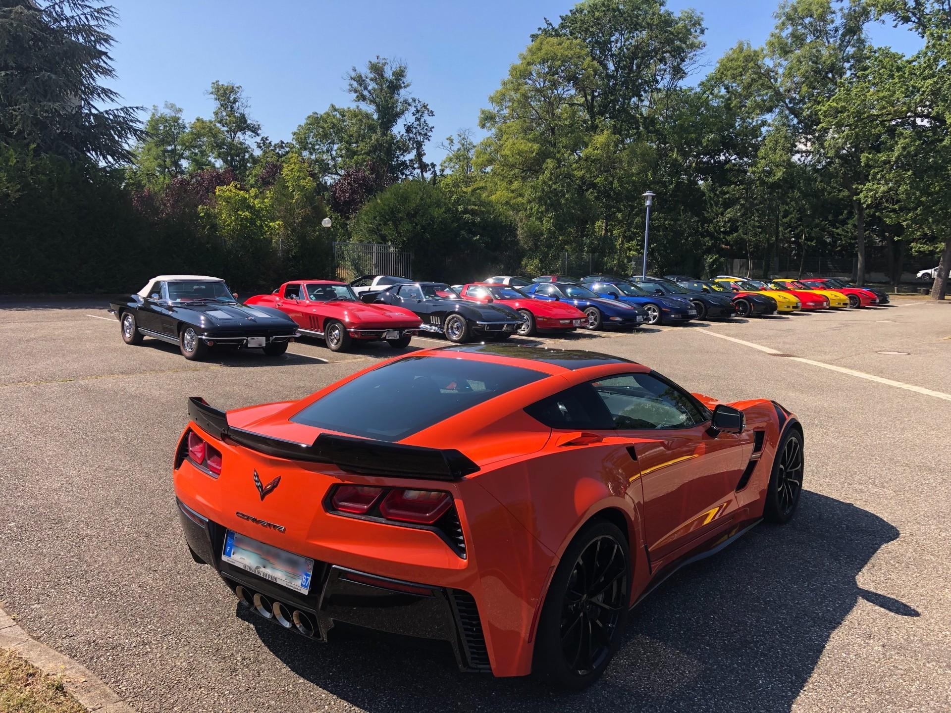 Corvette day 21