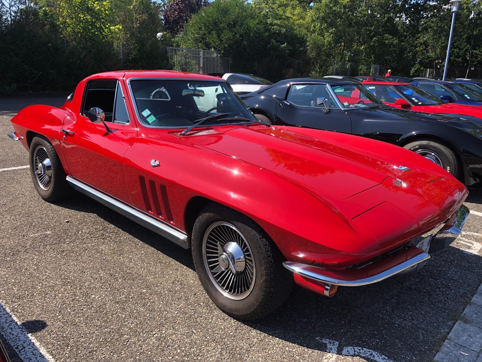 Corvette day 22