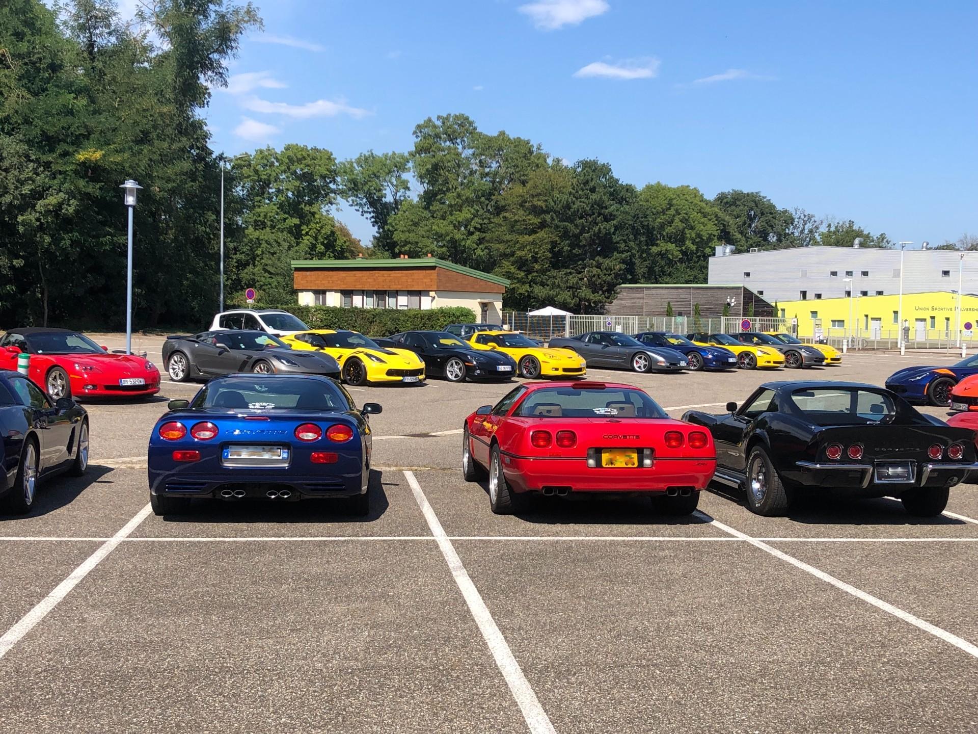 Corvette day 24