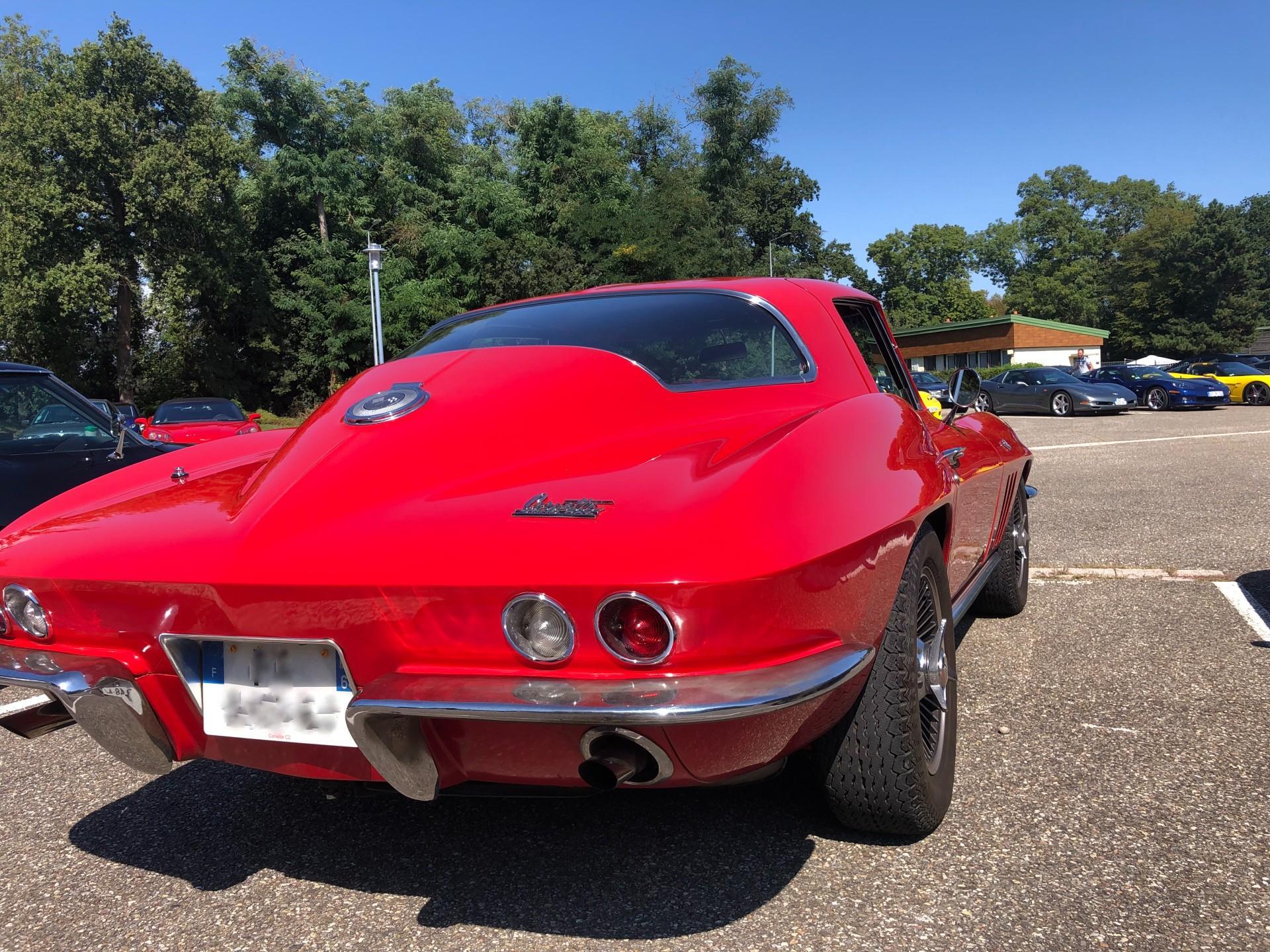 Corvette day 26