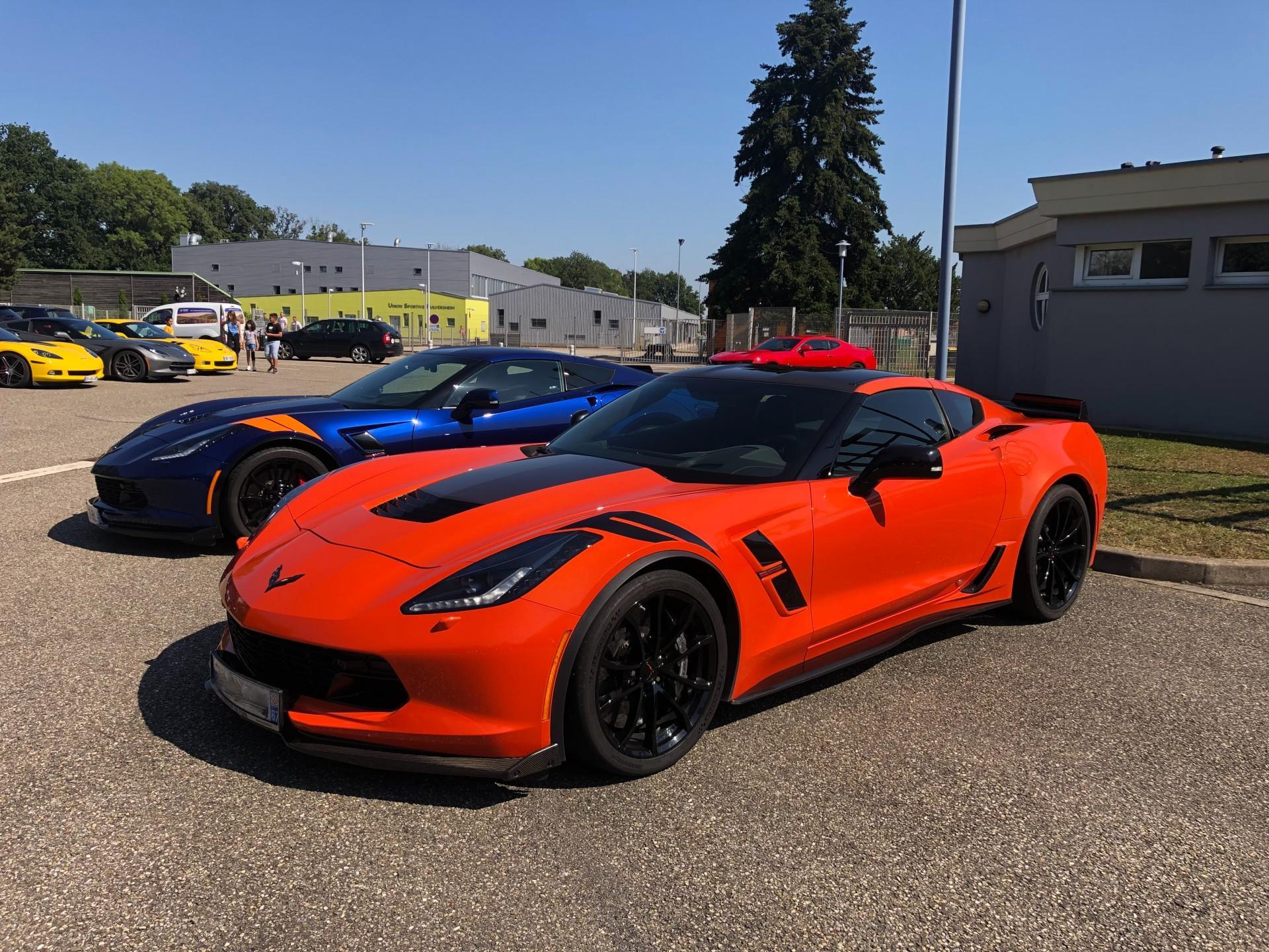 Corvette day 27