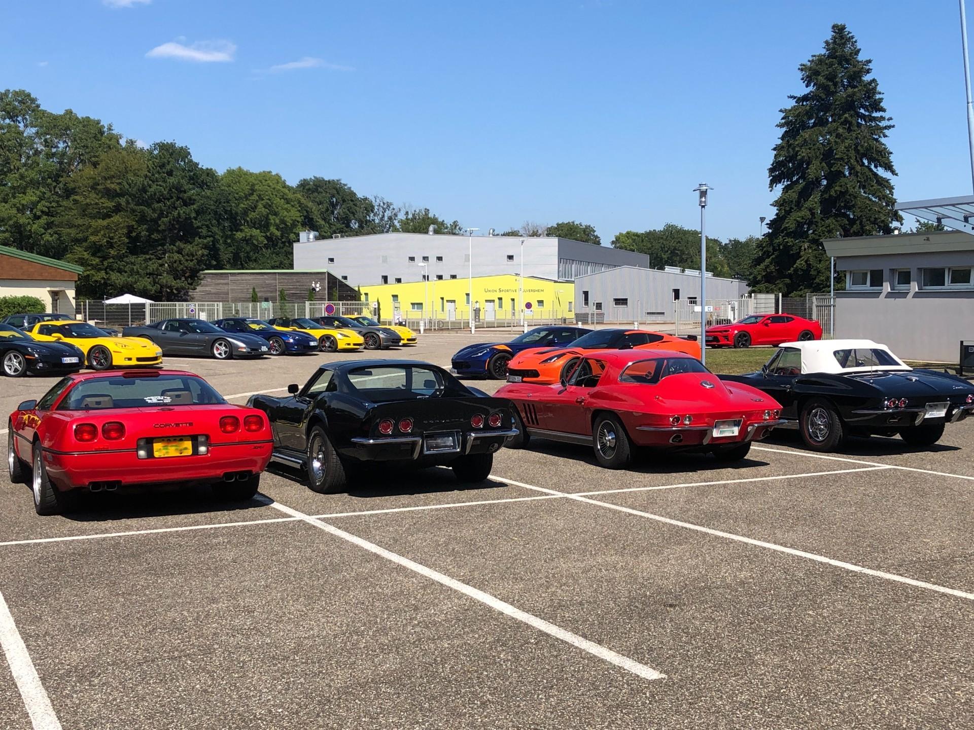 Corvette day 28