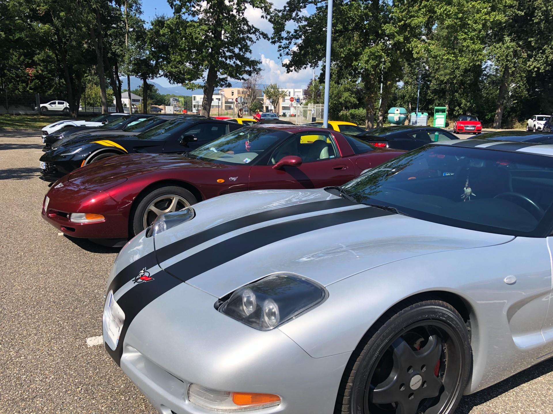 Corvette day 36