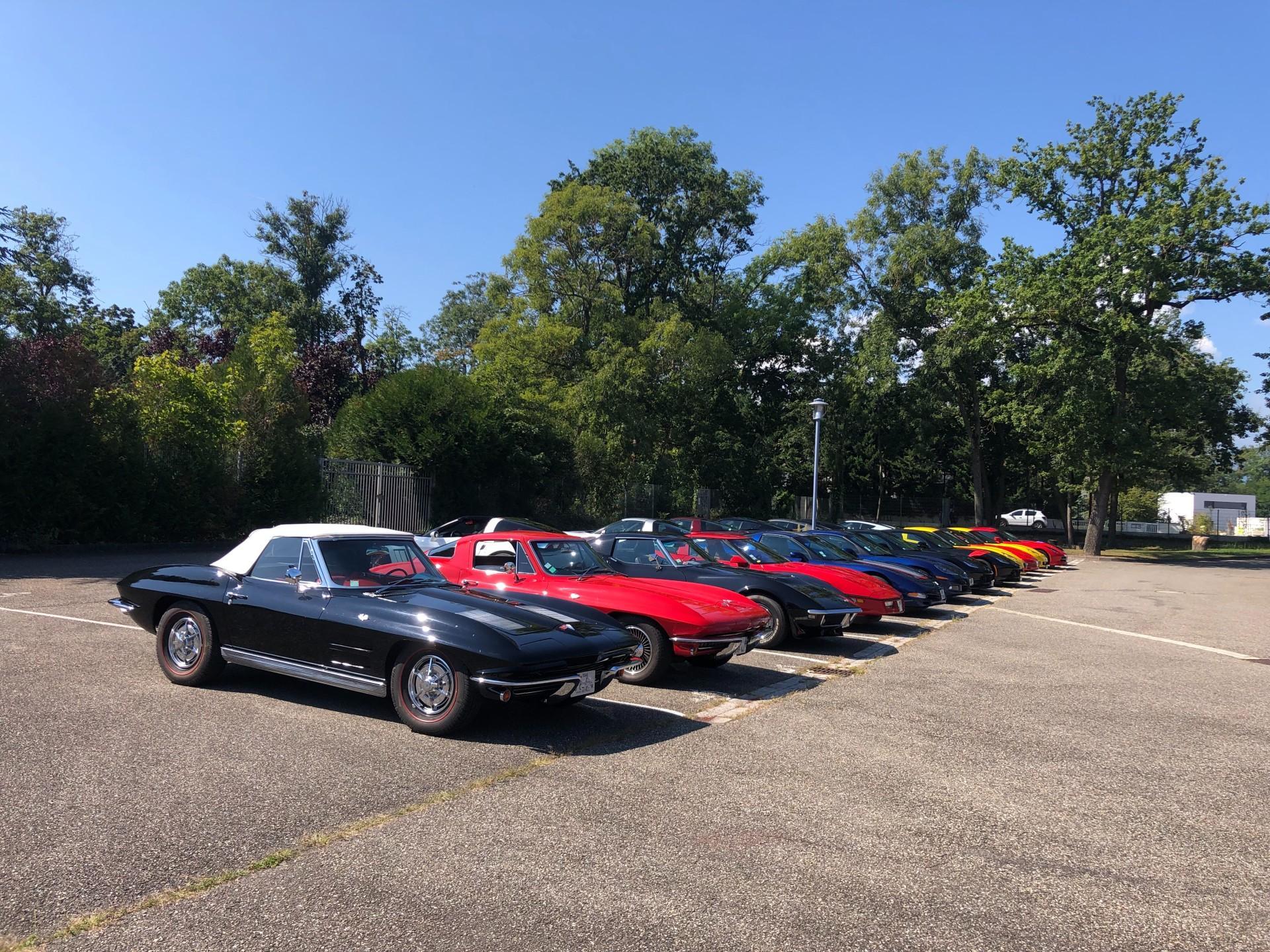 Corvette day 37