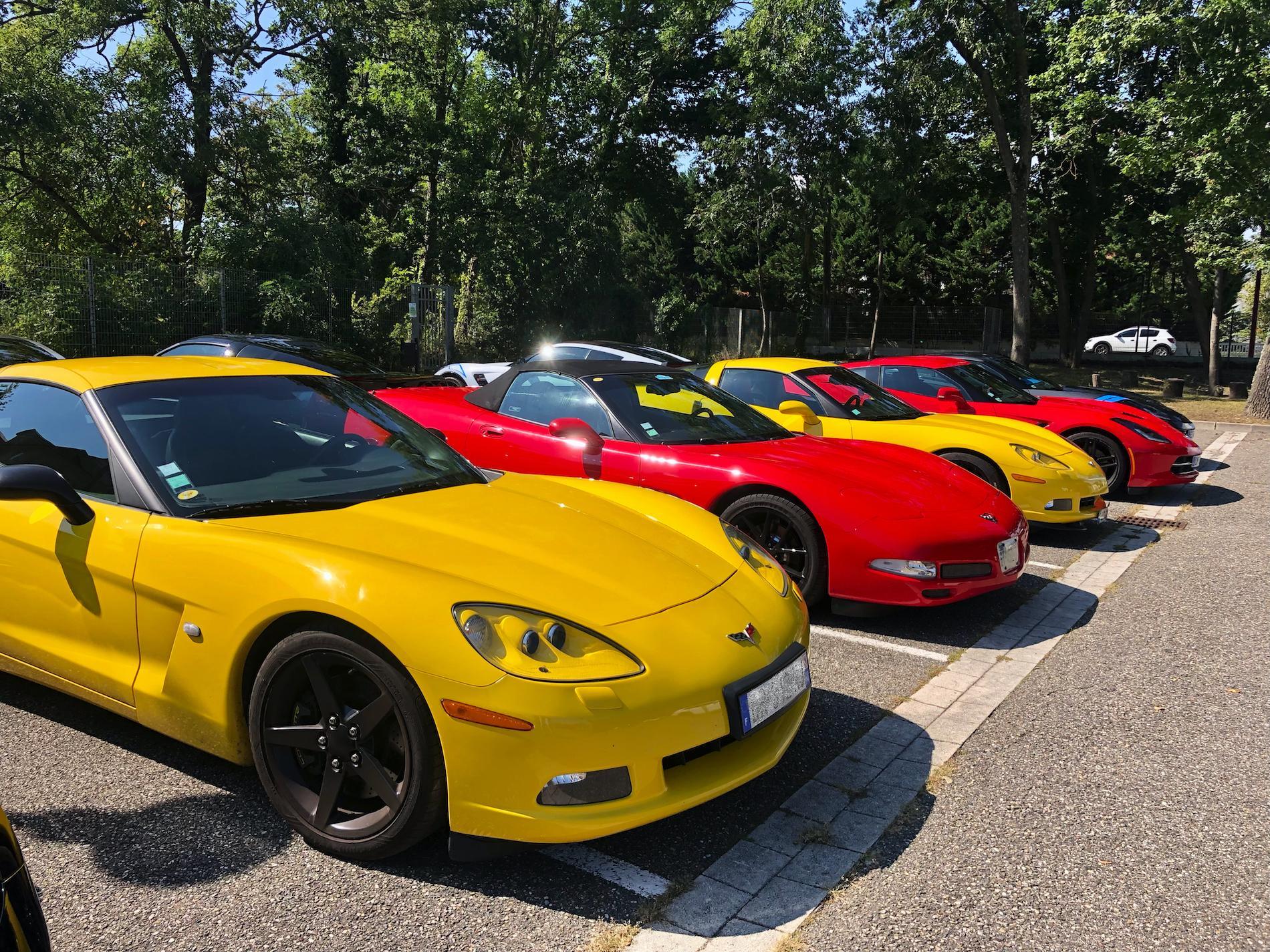 Corvette day 38