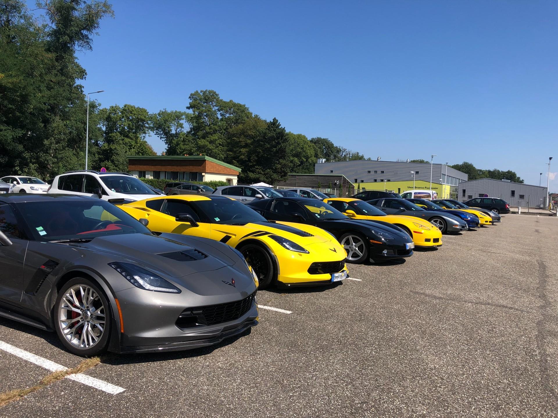 Corvette day 39