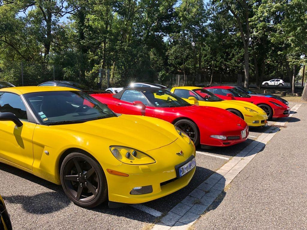 Corvette day 5