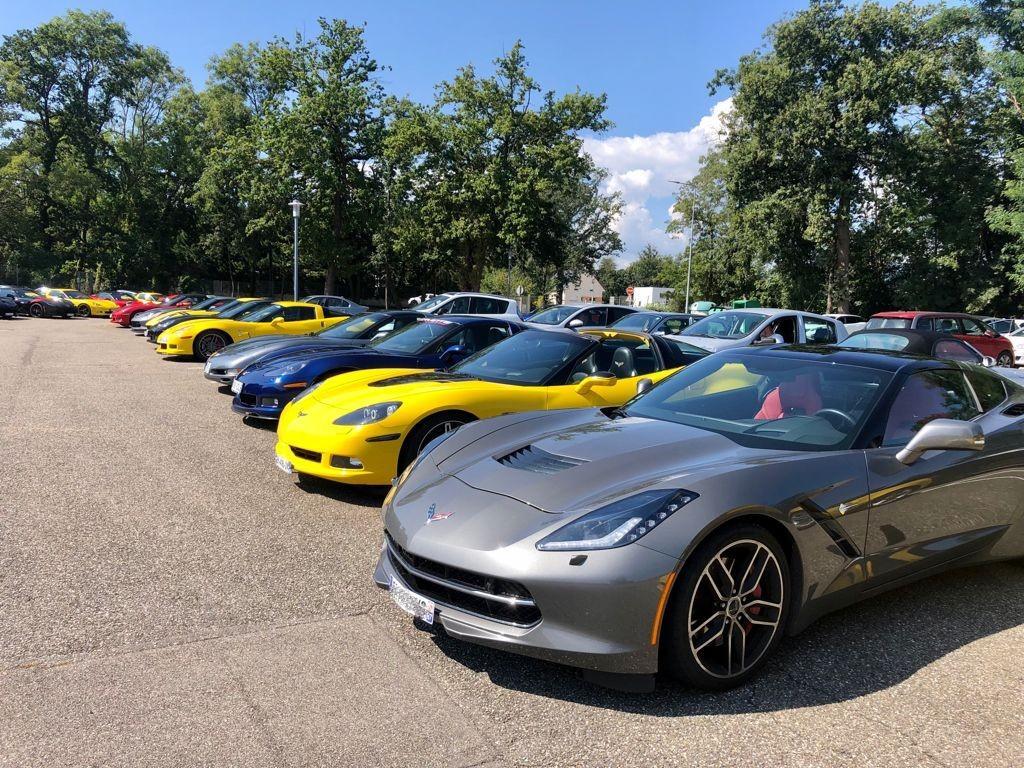 Corvette day 6