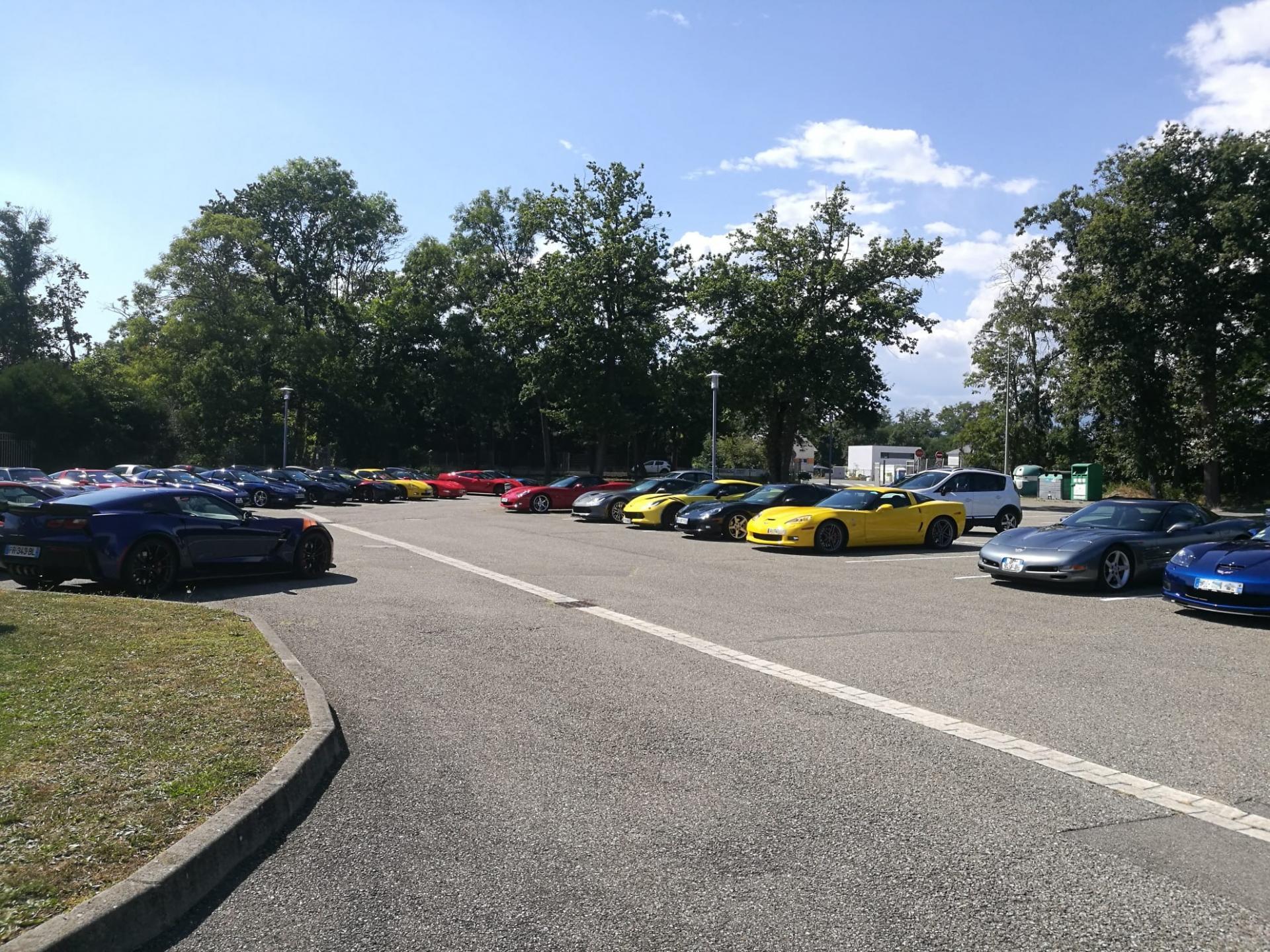 Corvette day 7