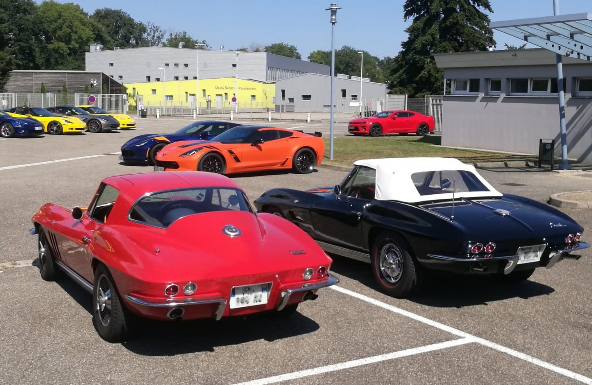 Corvette day 9