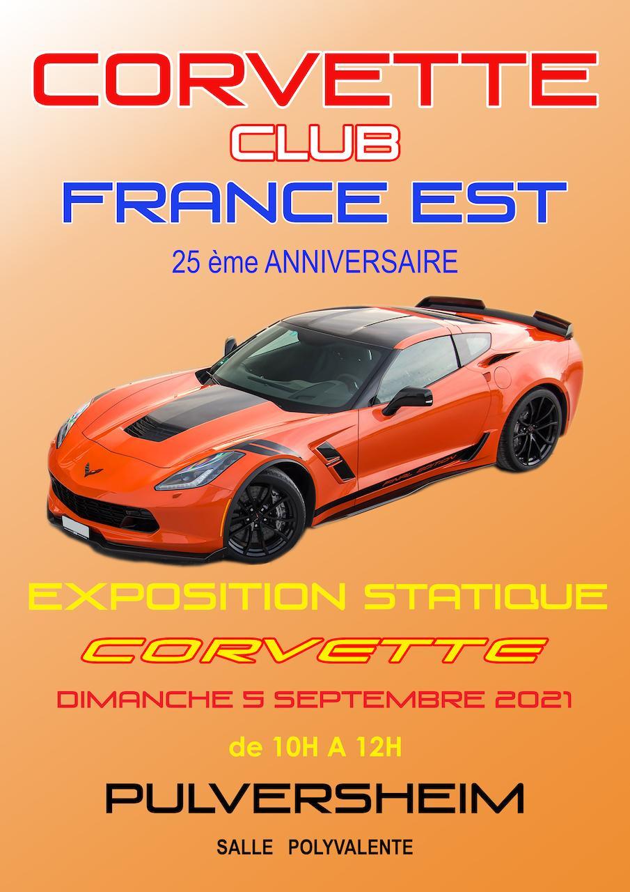 Corvette day orange 2021