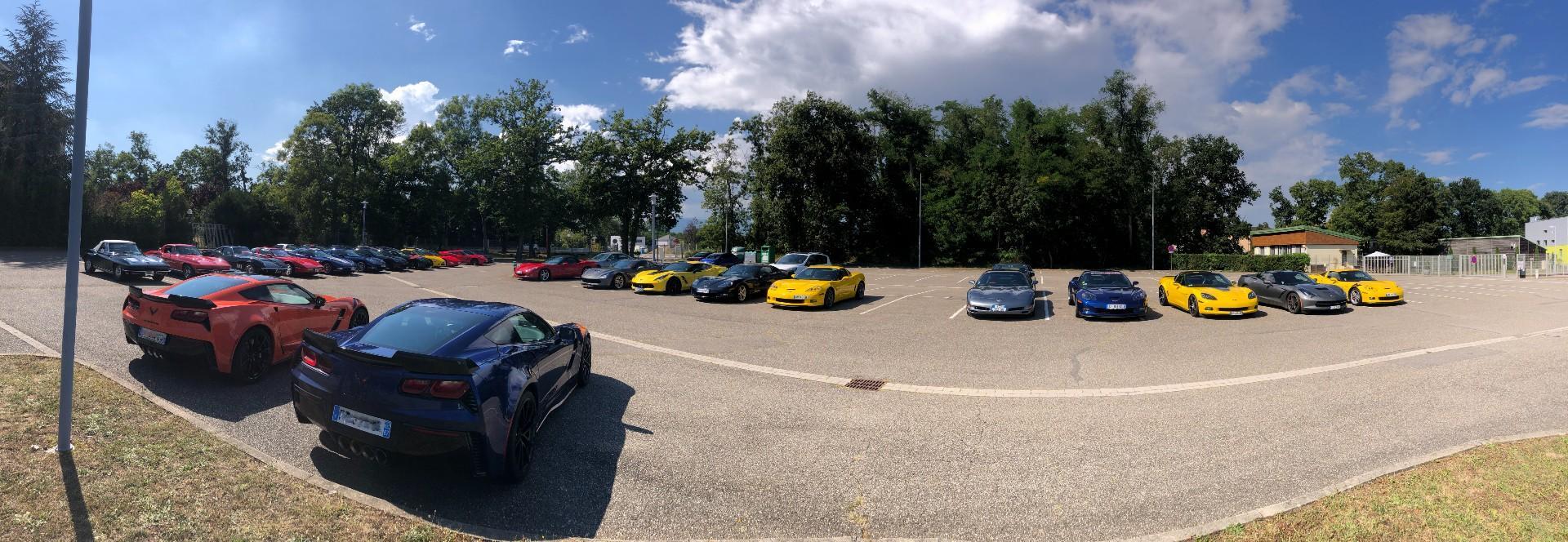 Corvette day