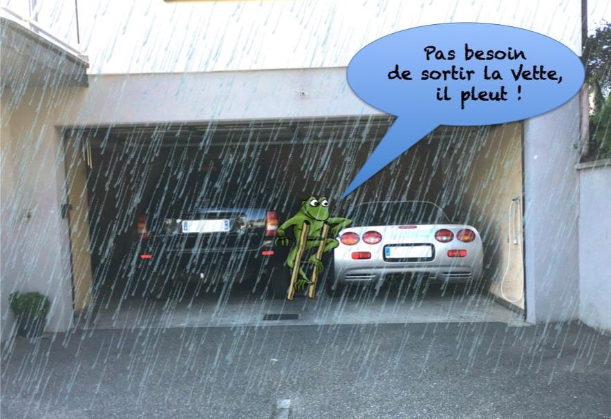 Il pleut 1